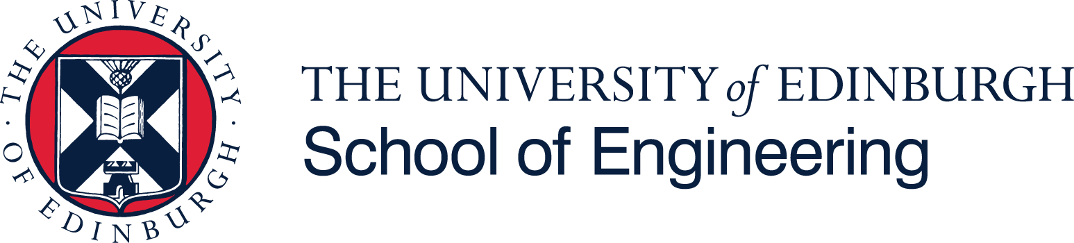 University of Edinburgh, School of Engineering logo