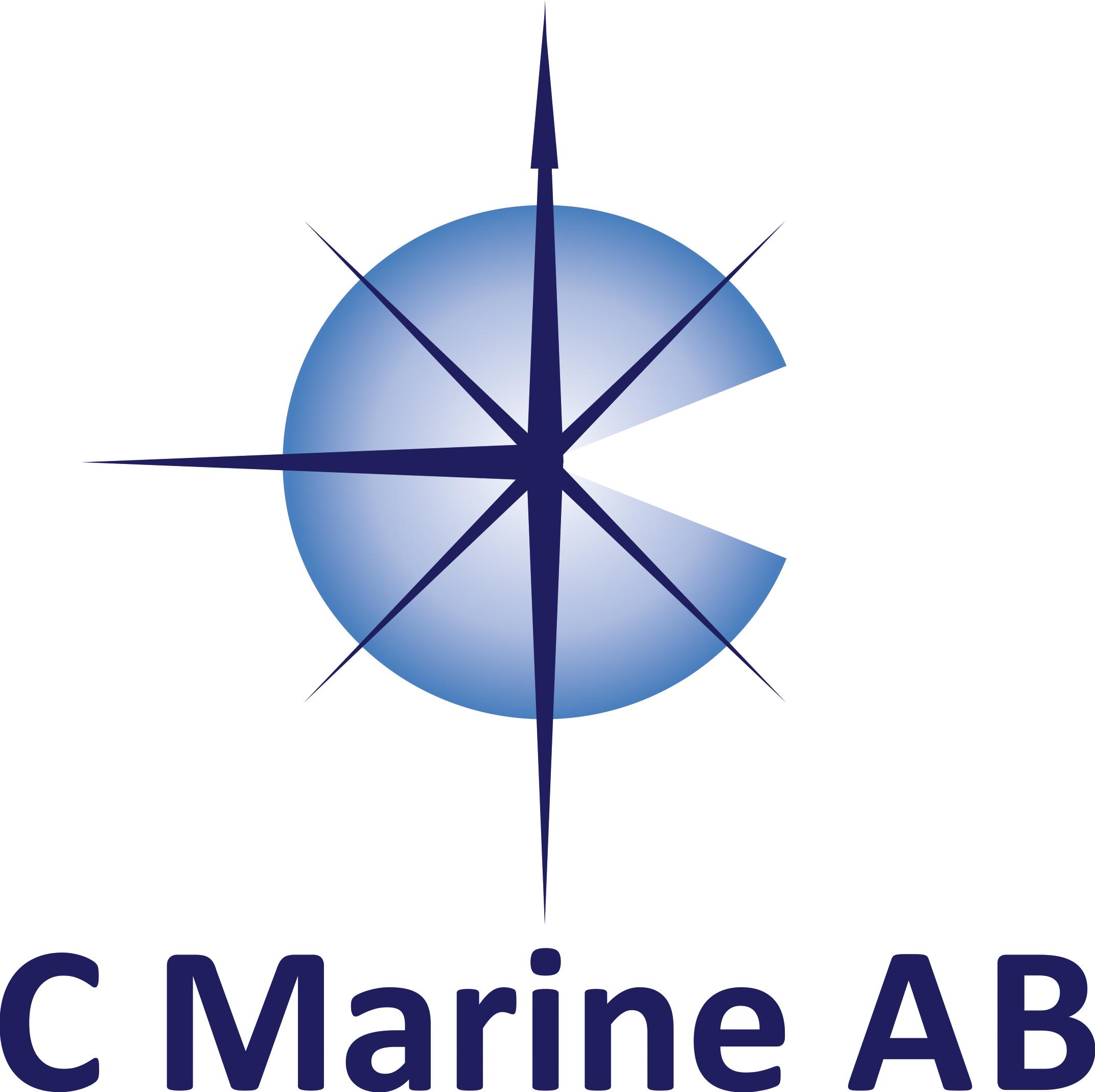 C Marine AB logo