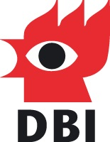 The Danish Institute of Fire and Security Technology (DBI) logo