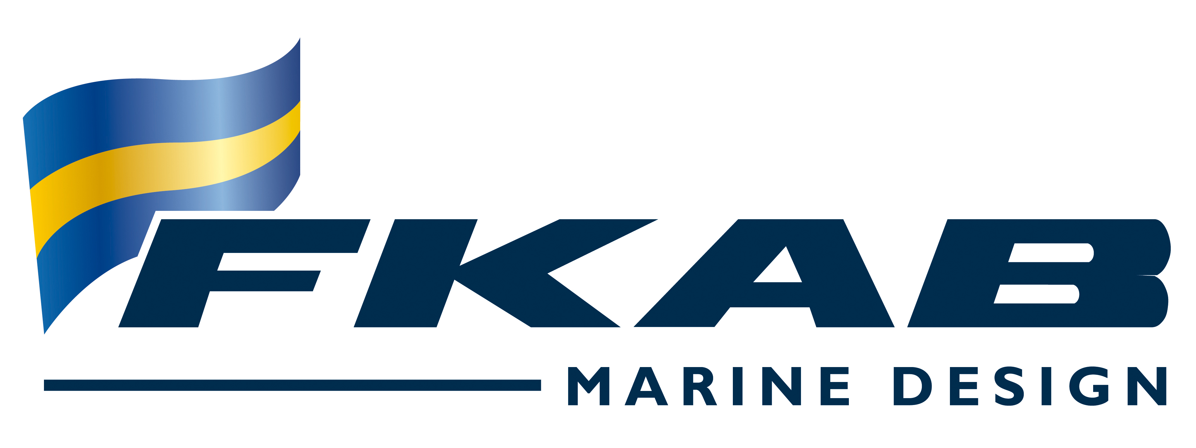 FKAB Marine Design logo