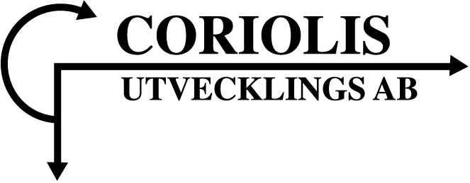 Coriolis logo