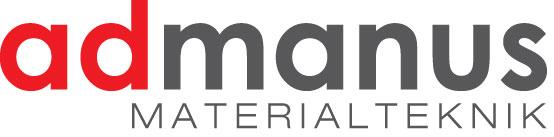 Ad Manus Materialteknik AB logo
