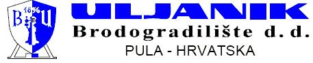 Uljanik Shipyard logo