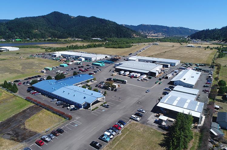 Orenco factories Oregon, USA